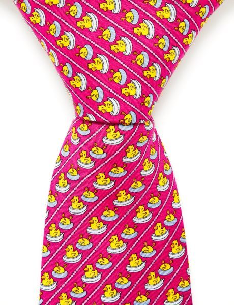 Rubber Ducky by Squiddledee Ties